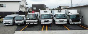 機械・運搬トラック3 -田中塗り床工業-