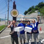 新潟県へ床の改修工事へ - 田中塗り床工業