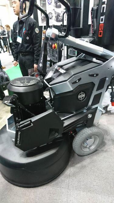 DURATIQ8 床研磨 田中塗り床工業
