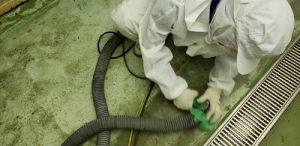 塗床工事1 - タナカペインティング(田中塗り床工業)