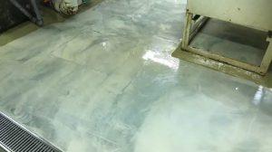 塗床工事3 - タナカペインティング(田中塗り床工業)