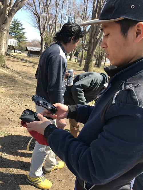 (株)タナカペインティグ(田中塗り床工業) 外国人技能実習生卒業バーベキュー6