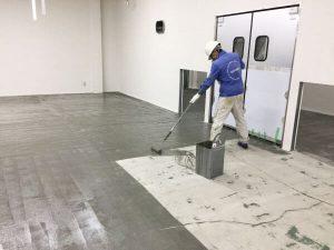 塗り床4 -田中塗り床工業-