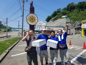 新潟県へ床の改修工事1 - 田中塗り床工業