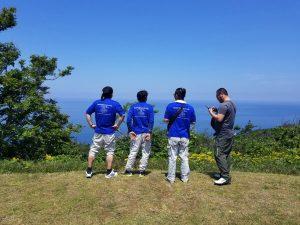新潟県へ床の改修工事2 - 田中塗り床工業