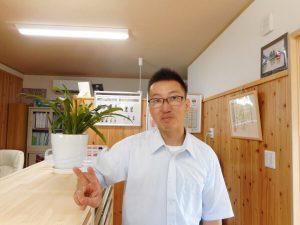 専務取締役 田中 貴幸 -田中塗り床工業-