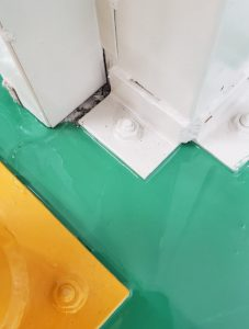 藤沢市E社様 塗床工事9 株式会社タナカペインティング-田中塗り床工業-